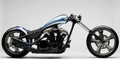 Honda Fury Chopper