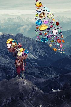 Original Artworks by Eugenia Loli