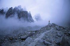 Trango Towers Karakoram Pakistan | By Bill Hatcher [3200x2126]   landscape Nature Photos