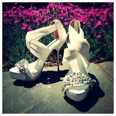 David Tutera Heels - I Love Shoes, Bags & Boys