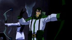 Season 1 Episode 20 Coldhearted: Artemis Crock & Green Arrow