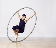Cyr Wheel - it's becoming an increasingly popular specialism on our Degree Programme. Here's Tom, Billy and Charlie. Watch Billy's Cyr Wheel piece from 2012: http://youtu.be/O3kZSAH-TA8