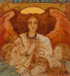 Phoebe Anna Traquair (1852 - 1936) -