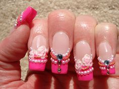 Pearls and Pinks