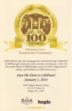 Library Week 50 ways to commemorate