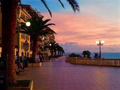 Ortona Mare Italia