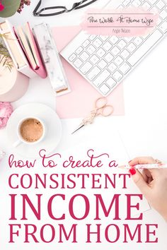 Working from home isn't always easy. Read on for my top five methods to make the work-at-home livelihood a consistent livelihood.