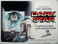 29 Dark Star Ideas Dark Star John Carpenter Dark