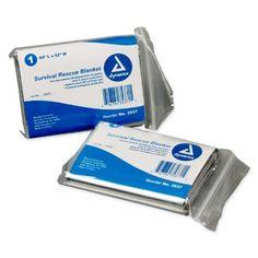 Other Health   Beauty Dynarex Emergency Survival Rescue Blanket Mylar Foil  Body Heat Retention 3537 b9afb2923e89
