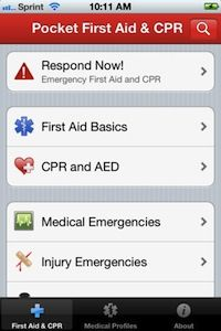 Guest Post: 10 iPhone Apps for Emergency Preparedness | The Apartment Prepper's Blog :: Lc- actually pretty helpful :-)