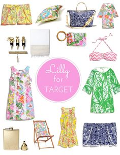 Everything you need to know about Lilly for Target! http://www.yepitsprep.com/2015/03/lilly-for-target-look-book-favorites.html