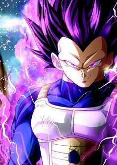 Dragon Ball Image, Dragon Ball Gt, Vegeta Ssj Blue, Dragon Ball Z Iphone Wallpaper, Demon King Anime, Comic Art, Animes Wallpapers, Wagamama, Twitter Link