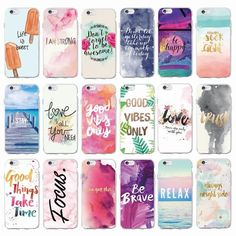 Positive Vibes Soft Phone Case Positive Good Vibe Only Love Happy Trust Quote Soft Phone Case Fundas Coque Cover For iPhone 7 5 8 X XS Max Pink Iphone, Iphone 10, Iphone Phone Cases, Apple Iphone, Cell Phone Covers, Cute Phone Cases, Cute Cases, Phone Cover Diy, Diy Coque