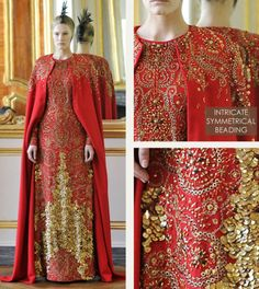 This one always reminds me of Queen Amidala! :D The Cutting Class   The Last Masterpieces of Alexander McQueen