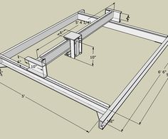 This Instructable is the first in a series documenting the construction of a DIY 3 axis CNC router. This is also my entry for the Universal Laser Cutt...