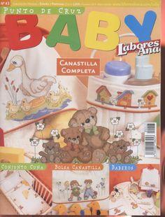 Gallery.ru / Photo # 1 - Las Labores de Ana Baby 43 - anfisa1