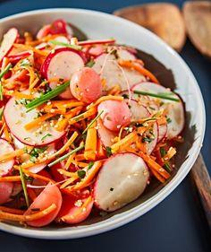Ázsiai reteksaláta recept   Street Kitchen Green Kitchen, Superfood, Ramen, Bbq, Street, Ethnic Recipes, Cilantro, Barbecue, Barrel Smoker
