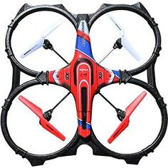 "Syma X6 22"" 4CH 2.4GHz RC 6-Axis Quadcopter Drone Super Ship Radio Control RTF."