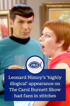 Sci Fi Shows, Tv Shows, Star Trek Spock, Gonna Miss You, Carol Burnett, Leonard Nimoy, Invisible Man, Forever Living Products, Crossover