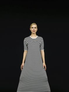 Marimekko Tasaraita dress
