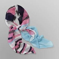 Dream Out Loud by Selena Gomez Junior's Summer Stripe Scarf