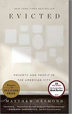 Evicted : poverty and profit in the American city - NOBLE (All Libraries) Winner of the 2017 Pulitzer Prize for General Nonfiction Free Pdf Books, Free Ebooks, This Is A Book, The Book, Reading Lists, Book Lists, Reading Room, Keynote, Good Books