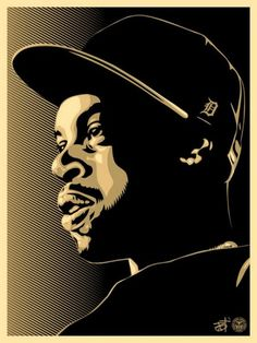 """J Dilla """"was one of the music industry's most influential hip-hop artists, working for big-name acts like A Tribe Called Quest, De La Soul, Busta Rhymes and Common."""" so check him out!"""