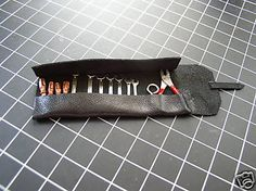 Ferrari Leather Tool Kit