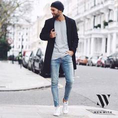 Pra compor um visual com Sneaker...Macho Moda - Blog de Moda Masculina: As Jaquetas Masculinas em alta pra 2016, dicas!
