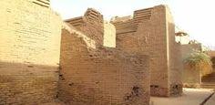 Resultado de imagem para ruinas de babilonia fotos