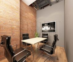 Rustic meeting room fit for Interior Design Process, Office Interior Design, Corporate Interiors, Layout, Rustic, Fit, Table, Room, Furniture