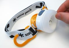 Snow Peak's latest camping innovation melds headlamp and lantern in one compact design