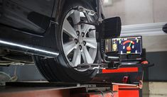 A car alignment service is worth the money spent! If you're wondering how much does a wheel alignment cost, schedule a visit to your auto repair shop today! Alignment Shop, Wheel Alignment Service, Car Alignment, Front End Alignment, Truck Repair, Brake Repair, Car Repair Service, Volvo, Dublin