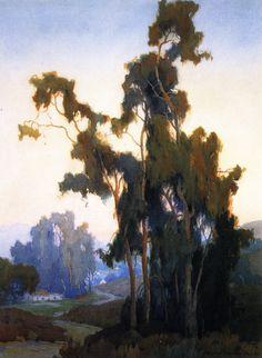 peira:    Marion Kavanaugh Wachtel (1875-1954): The Sentinel (not dated) via The Athenaeum