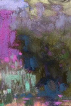 Casey Klahn . pastel, I just love those pinks