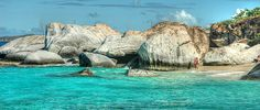 Baths at Virgin Gorda in the British Virgin Islands | The Baths, Virgin Gorda, BVI, Caribbean Travel