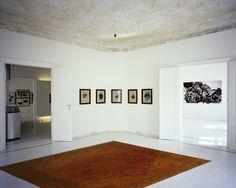 Orange Teppich by KISKAN PROCESS, modern, Orientteppich, gefärbter Teppich, Wohnzimmer, vintage, orient, muster, Wohneinrichtung, Vintage Teppich, rug, carpet