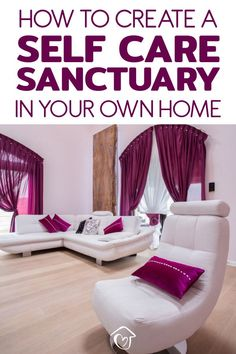 Mar 2020 - How to transform any area of your home into a woman cave, she shed, lady cave or she shack. These ideas will help you create a self-care, pampering sanctuary. Woman Cave, Lady Cave, Small Space Office, Small Spaces, Spa Day At Home, Home Spa Room, She Sheds, Home Office Design, Own Home