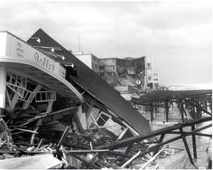 Dolles, after the 1962 storm