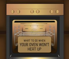 The most common cause of an electric oven that doesn't heat up is a defective element. For a gas oven, the cause is probably the bake ignitor or gas safety valve. Learn how to confirm and fix them.