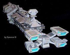 RODGER YOUNG: A LEGO® creation by Spencer D : MOCpages.com