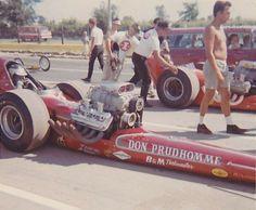 Vintage Drag Racing - Don Prudhomme