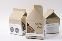 Branding and packaging for a fictional market catering to people with food…