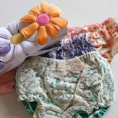 FashionHunny: Bloomerssit tuli!