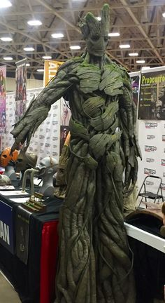 Groot at Fan Expo Dallas