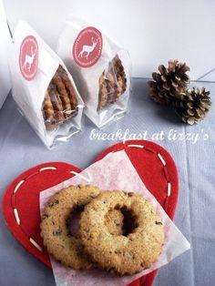 biscotti di grano saraceno e cioccolato