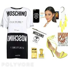 Moschino Clutch will be available July 4th on theEFFword.com