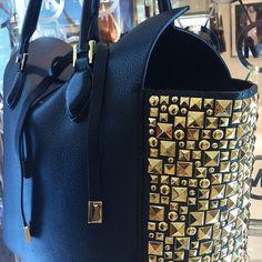 Studded MK purse<3<3