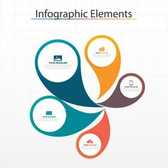 Infographic Powerpoint, Infographics, Flow Chart Design, Web Design, Company Values, Powerpoint Presentation Templates, Corporate Identity, Graphic Design Inspiration, Keynote