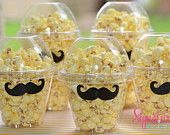 12 Mustache Party themed Popcorn Party Cups or Favor Containers -Popcorn not included Bring blasts of color and fun to your party with these Mustache Party Favors, Moustache Party, Mustache Theme, Mustache Birthday, Super Mario Birthday, Mario Birthday Party, Baby Party, 1st Birthday Parties, Cake Birthday
